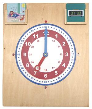 """Игровая панель """"Часы"""""""